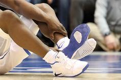 """Zion Williamson's Broken Nike PG 2.5 Reportedly Underwent An """"Autopsy"""""""