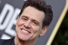 Jim Carrey Is Beefing With Mussolini's Granddaughter