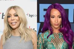 """""""Wendy Williams Show"""" Furious After WWE's Sasha Banks Cancels On Short Notice"""