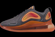 "Nike Air Max 720 ""Fuel Orange"" Release Date Confirmed: Detailed Images"
