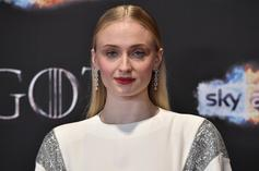 """Sophie Turner Says She Considered Suicide During Early """"Game Of Thrones"""" Criticism"""
