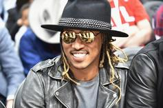 Future's Alleged Baby Mama Appears To Have Given Birth