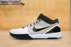 "Nike Kobe 4 ""Del Sol"" Rumored To Drop Later This Month"