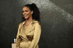 "Rihanna Launches Fenty Fashion Brand, Becoming 1st Woman To Do So With ""LVMH"""