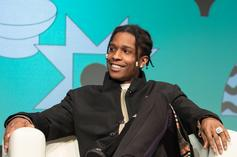 "A$AP Rocky Shows Off His Sex Appeal In Calvin Klein Ad: ""Keep That Sh*t Hot Baby"""
