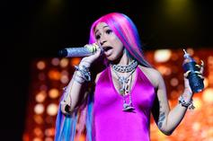 Cardi B Issues PSA To Fans Who Think They Can Get Between Her Family