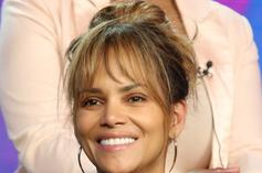 Halle Berry Eats Turkey Balls To Avoid Answering This Question