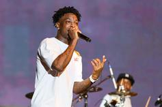 """21 Savage Speaks On Kodak Black's Arrest: """"Gotta Deal With The Consequences"""""""