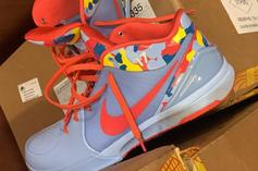 PJ Tucker Debuts His Exclusive Nike Kobe 4 PE