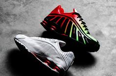 Neymar Jr. x Nike Shox R4 Collab Drops Today: Purchase Links