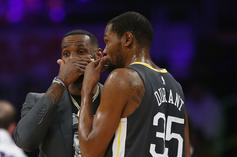 Warriors & Lakers Will Highlight First Ever Game At Chase Center