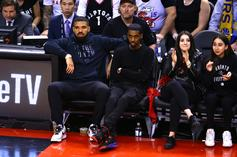 Drake Roasted By Warriors Twitter Account For Reaction To Game 2