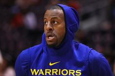 """Andre Iguodala Confesses That He Hates Being Called """"Iggy"""""""