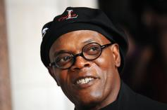 Samuel L. Jackson Blesses The Breakfast Club With His Presence