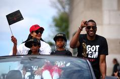 Masai Ujiri Allegedly Gave Cop Concussion & Jaw Injury After Scuffle