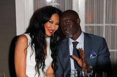 Djimon Hounsou Claims Kimora Lee Simmons Is Keeping Their Son Away From Him
