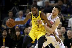 Kevin Durant Rumors: Warriors Considering Sign-And-Trade Scenario