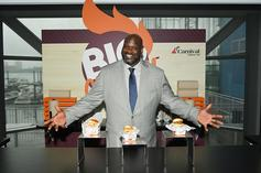"""Shaq Sets Sights On Next Business Move: """"I Would Love To Purchase Reebok"""""""