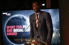 Dikembe Mutombo's Car Vandalized, Suspect Caught On Camera: Report