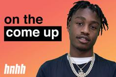 "Lil Tjay Updates Fans On Debut Album Status In ""On The Come Up"""