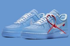 """Off-White x Nike Air Force 1 Low """"MCA"""" Available Now Via StockX"""