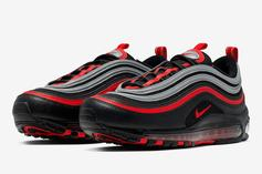 "Nike Air Max 97 ""Bred Reflective"" Is Available Now: How To Cop"
