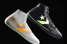 """Converse Reveals All Star Pro BB """"Hyperbrights"""" Sneaker Pack: Release Info"""