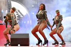 """Megan Thee Stallion Wins Her First VMA, Performs """"Big Ole' Freak"""" During Pre-Show"""