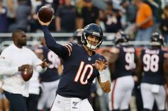 Mitch Trubisky Savagely Roasted By NFL Fans After Abysmal Debut