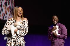 Tiffany Haddish Gives Lighthearted Update On Kevin Hart