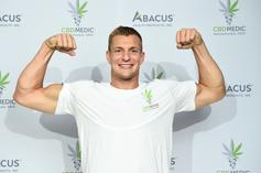 Rob Gronkowski Has Pats Fans In A Tizzy After Joking About Return