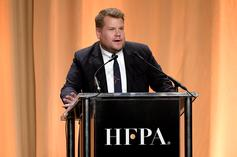 James Corden Savagely Claps Back At Bill Maher For Fat Shaming