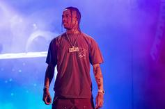 Travis Scott Brings Out Playboi Carti & Offset At Atlanta Show