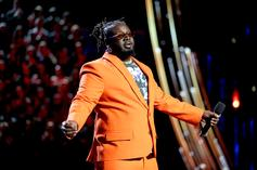 T-Pain Confesses That He Isn't A Dolphins Fan & Only Worked With Them For Money