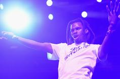 """Denzel Curry Releases Minute-Long Teaser For Song, """"whatIFiwasinarockgroup?"""""""