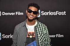 Usher's New Mystery Woman Revealed As Epic Records A&R Head