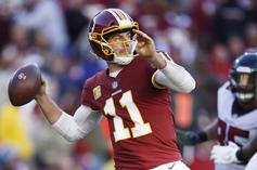 Alex Smith's Gruesome Leg Injury Led To Ungodly Amount Of Surgeries