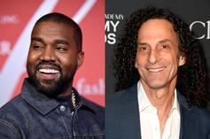 """Kenny G Recorded Kanye West's """"Use This Gospel"""" Sax Solo After Valentine's Gig"""