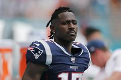 Antonio Brown Reacts To NFL's Lack Of Progress In Their Investigation