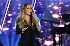 Mariah Carey Commences Her Christmas Takeover With Walkers Ad