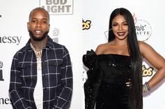 "Tory Lanez Shares Photos From Ashanti's ""Chixtape 5"" Cover Shoot"