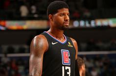 """Paul George Highly Critical Of His Clippers Debut: """"I Thought I Was Terrible"""""""