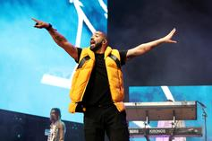 """Drake Rewinds Time With """"Worst Behavior"""" & A$AP Rocky Throwback Pics"""