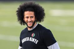 """Stephen A. Smith Says Colin Kaepernick """"Wants To Be A Martyr"""""""