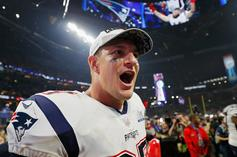 "Rob Gronkowski Reveals His ""Big Announcement"" For Super Bowl Weekend"
