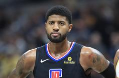 Paul George Throws Shade At Pacers Organization After Being Booed