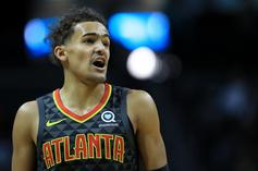 Trae Young Upset Over Lack Of Support, Hawks To Take Action: Report