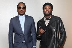 Future & DJ Khaled Joined By Meek Mill & Diddy To Kick Off New Year On Jet Skis