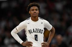 Bronny James Jr & Sierra Canyon Outsell T-Wolves At Their Own Arena