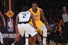 Kawhi Leonard Believes LeBron Is Scared To Guard Him, Says Stephen A. Smith